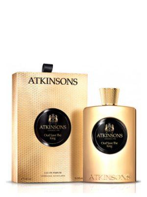 Oud Save The King Atkinsons für Frauen und Männer