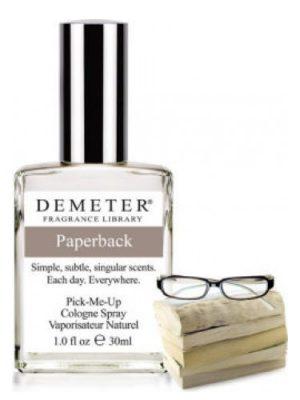 Paperback Demeter Fragrance für Frauen und Männer