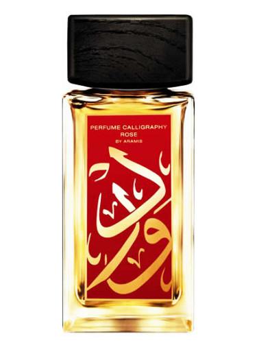 Perfume Calligraphy Rose Aramis für Frauen und Männer