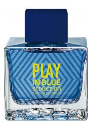 Play In Blue Seduction For Men Antonio Banderas für Männer