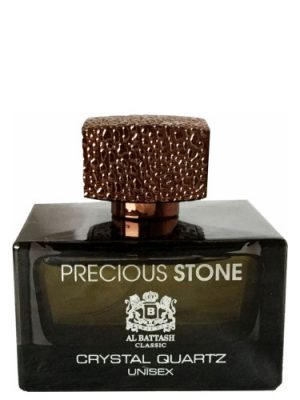 Precious Stone Crystal Quartz Al Battash Classic für Frauen und Männer