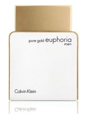 Pure Gold Euphoria Men Calvin Klein für Männer