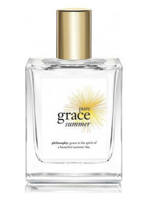 Pure Grace Summer Philosophy für Frauen