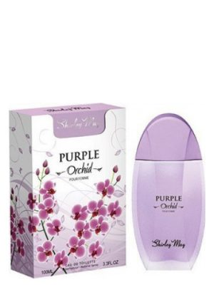 Purple Orchid  Shirley May für Frauen