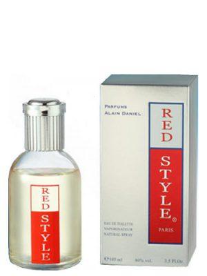 Red Style Alain Daniel für Männer