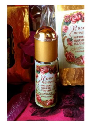 Rose Encens Velvet & Sweet Pea's Purrfumery für Frauen und Männer