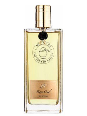 Rose Oud Nicolai Parfumeur Createur für Frauen und Männer