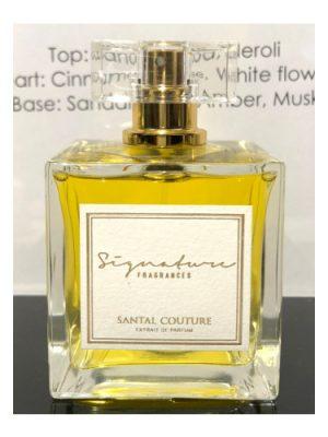 Santal Couture Signature Fragrances für Frauen und Männer