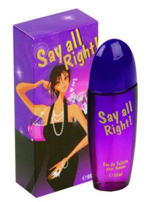Say All Right! X-Bond für Frauen
