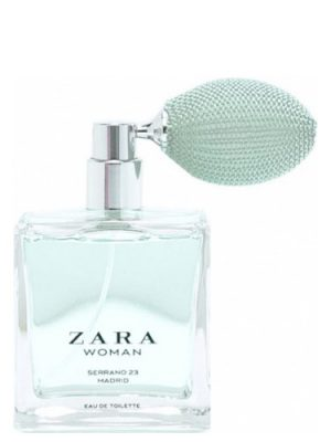 Serrano 23 Madrid Zara für Frauen