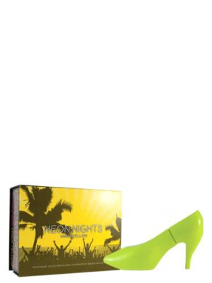 Sexxy Shoo Neon Nights Miami Yellow Laurelle London für Frauen