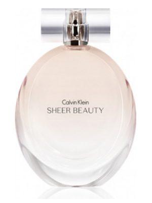Sheer Beauty Calvin Klein für Frauen