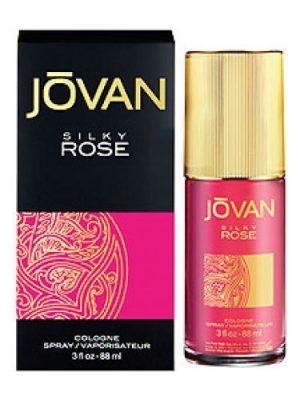 Silky Rose Jovan für Frauen und Männer