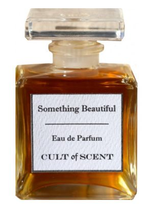 Something Beautiful Cult of Scent für Frauen und Männer