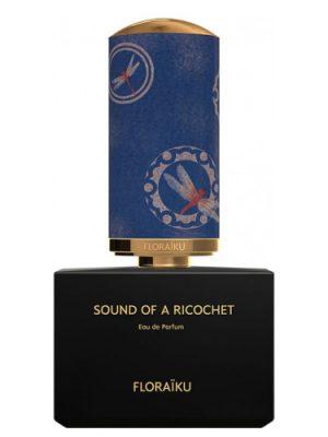 Sound of a Ricochet Floraïku für Frauen und Männer