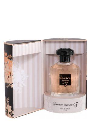 Source Joyeuse No3 Hayari Parfums für Frauen und Männer
