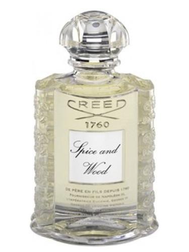 Spice and Wood Creed für Frauen und Männer
