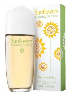 Sunflowers Morning Gardens Elizabeth Arden für Frauen