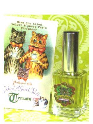 Terrain Velvet & Sweet Pea's Purrfumery für Frauen und Männer