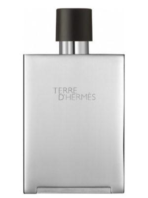 Terre d'Hermes Metal Flacon Hermès für Männer