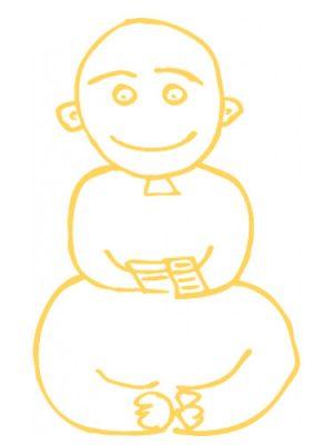 Tibet Ur Bottom $ Smell Bent für Frauen und Männer