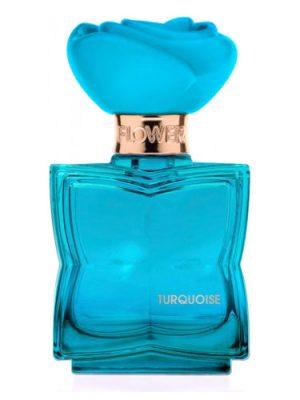 Turquoise Flower Drew Barrymore für Frauen