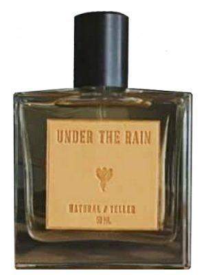 Under The Rain Natural Teller für Frauen und Männer
