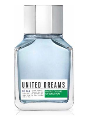 United Dreams Men Go Far Benetton für Männer