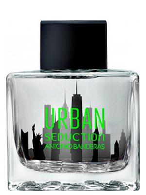Urban Seduction in Black Antonio Banderas für Männer