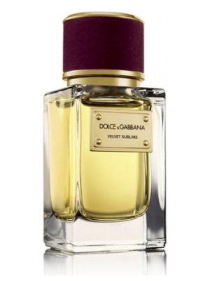 Velvet Sublime Dolce&Gabbana für Frauen und Männer