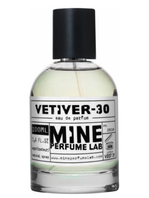 Vetiver-30 Mine Perfume Lab für Männer