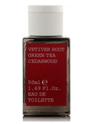 Vetiver Root Green Tea Cedarwood Korres für Männer