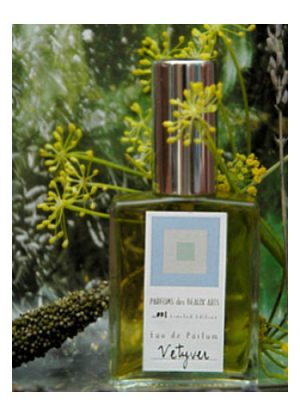 Vetyver DSH Perfumes für Männer
