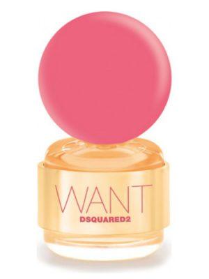 Want Pink Ginger DSQUARED² para Mujeres