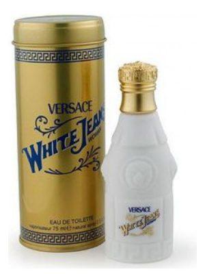 White Jeans Versace für Frauen