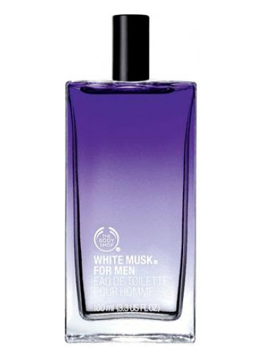 White Musk For Men The Body Shop für Männer