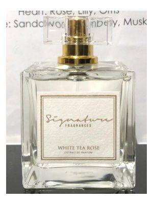 White Tea Rose Signature Fragrances für Frauen und Männer