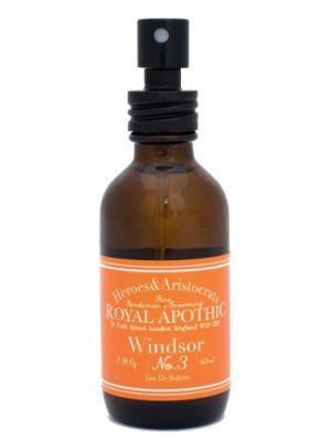Windsor No.3 Royal Apothic für Frauen und Männer