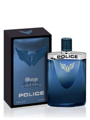Wings Blue Police für Männer