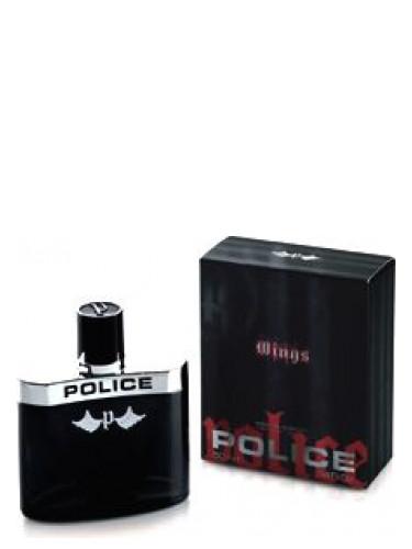 Wings Pour Homme Police für Männer