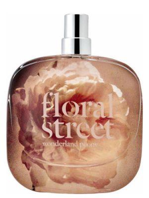 Wonderland Peony Floral Street für Frauen und Männer