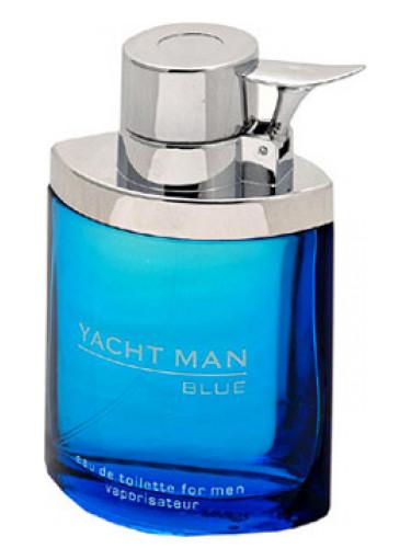 Yacht Man Blue Myrurgia für Männer