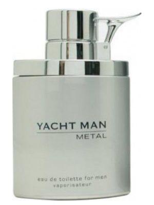 Yacht Man Metal Myrurgia für Männer
