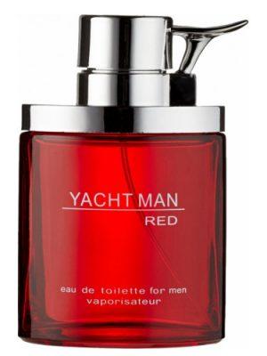 Yacht Man Red Myrurgia für Männer