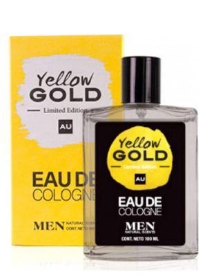 Yellow Gold Eau de Cologne Natural Scents für Männer