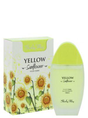 Yellow Sunflower  Shirley May für Frauen