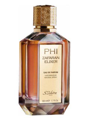 Zafaran Elixer S.Ishira für Frauen und Männer
