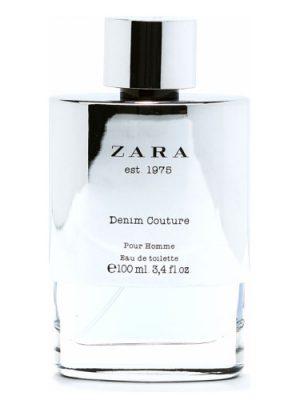 Zara EST 1975 Denim Couture Zara für Männer