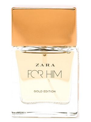 Zara For Him Gold Edition Zara für Männer
