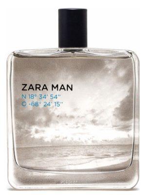 Zara Man N 18º 34' 54'' O -68º 24' 15'' Zara für Männer